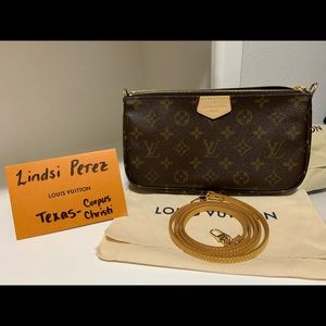 Louis Vuitton large pochette